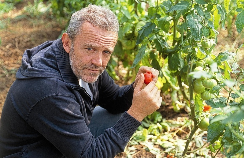 Alain Passard top French chefs