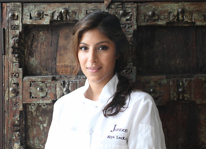 Aliya LeeKong the top 10 chefs in america
