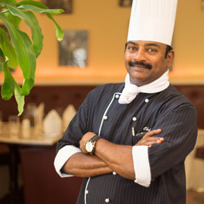 CHEF S.P. ASHOKAN Top 10 chefs in Bahrain