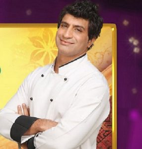 Chef Saddat as Top Ten Chefs in Pakistan