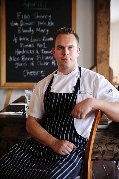 Craig Will the top 10 chefs in australia