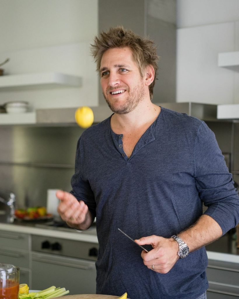 Curtis stone the top 10 chefs in australia