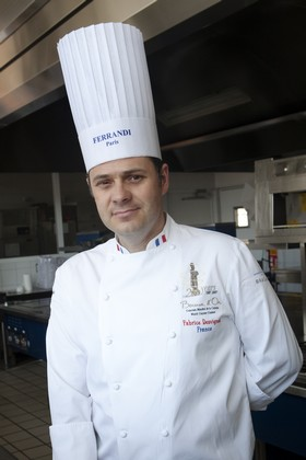 Fabrice Desvignes top 10 chefs in France