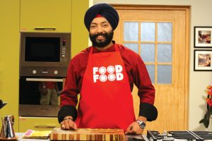Harlpal Sokhi top 10 chefs in India