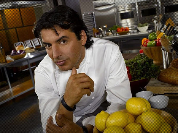 Jean-Christophe Novelli top 10 chefs in France