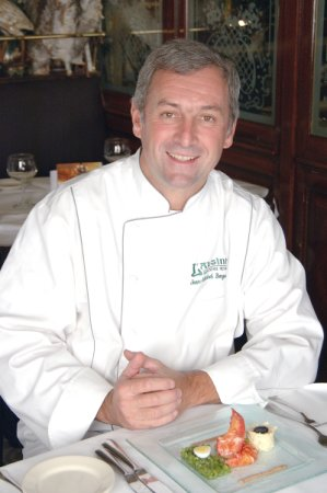 Jean-Michel Poulot top Frecnh chefs