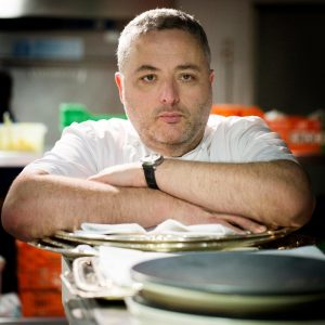 Richard Corrigan top 10 chefs in England