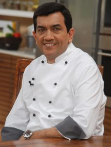 Sanjeev Kapoor top 10 chefs in India