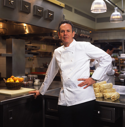 Thomas Keller the top 10 chefs in america