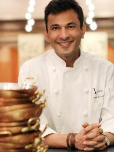 Top Celebrity Chefs of India - Indiamarks