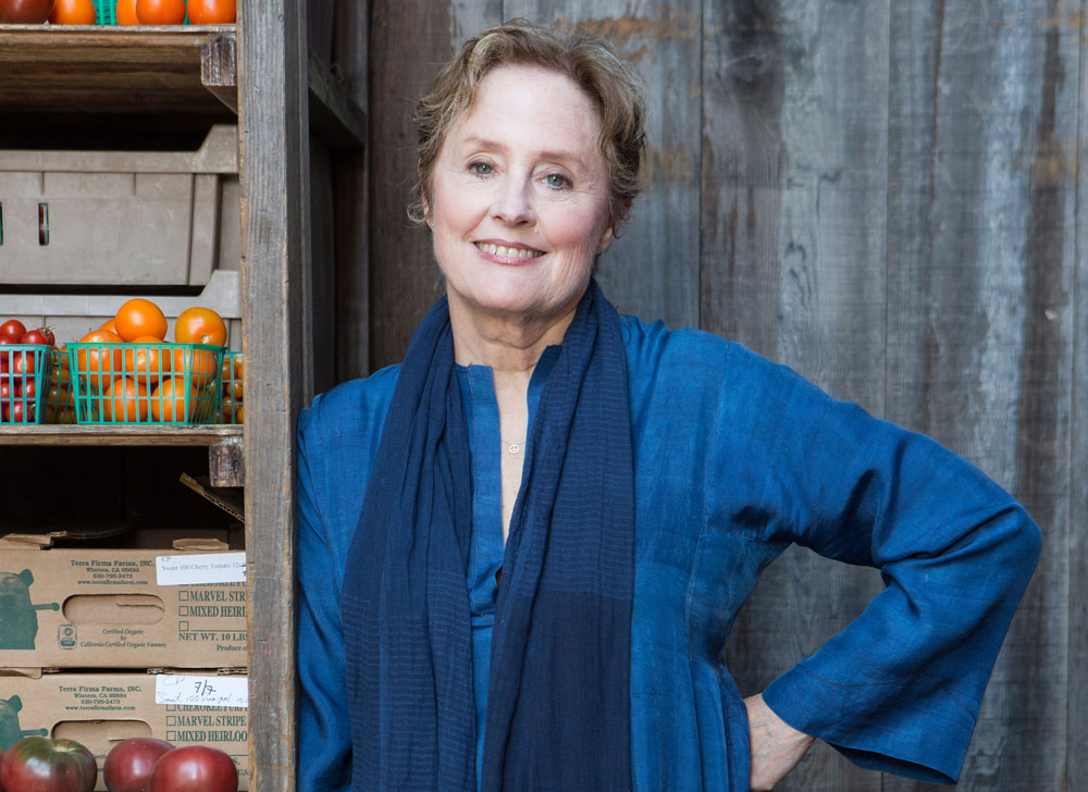 Alice Waters top 10 chefs in California