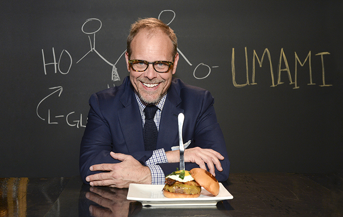 Alton Brown top famous chefs in California 2