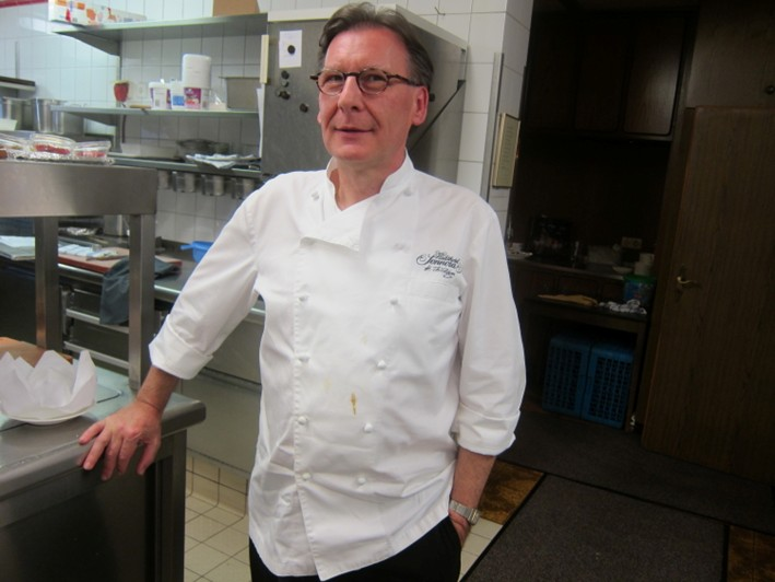 Helmut Thieltges top 10 chefs in Germany