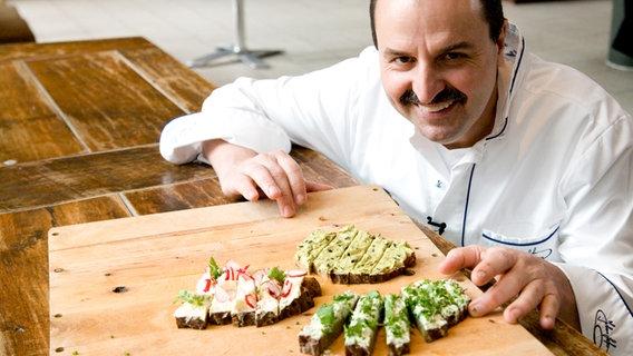 Johann Lafer Top 10 chefs in Germany