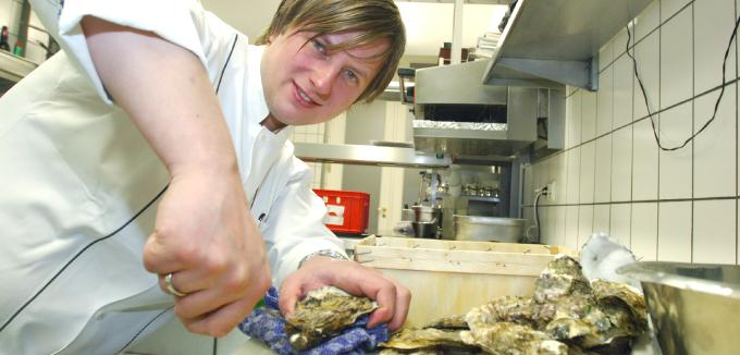 Kevin Fehling top 10 chefs in Germany