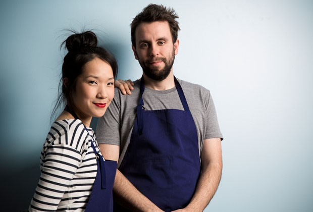 John Clark and Beverly Kim top 10 chefs in chicago