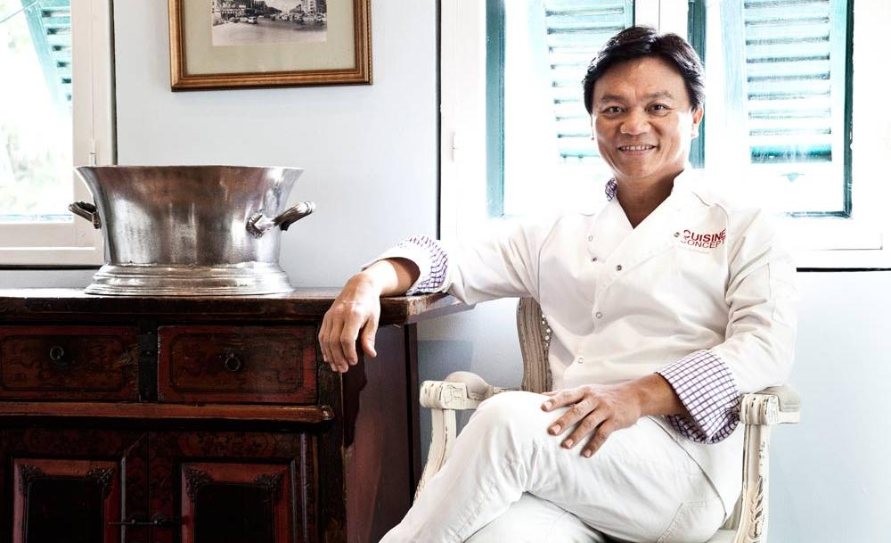 Chef Ian Kittichai top 10 chefs in Thailand