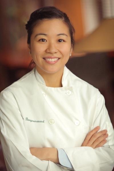 Nan Bunyasaranand top chefs in thailand