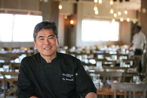 Roy Yamaguchi popular hawaii chefs
