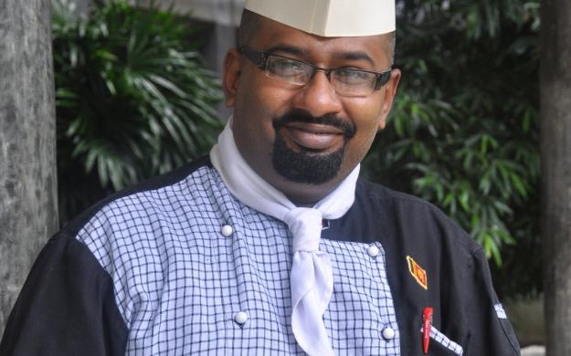 Chef Duminda top famous chefs in sri lanka