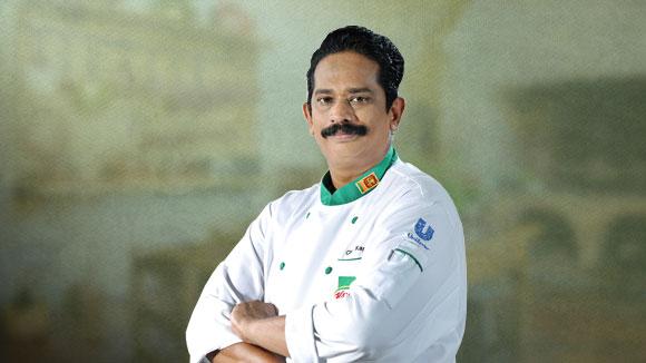 Chef Kapila top 10 chefs in sri lanka
