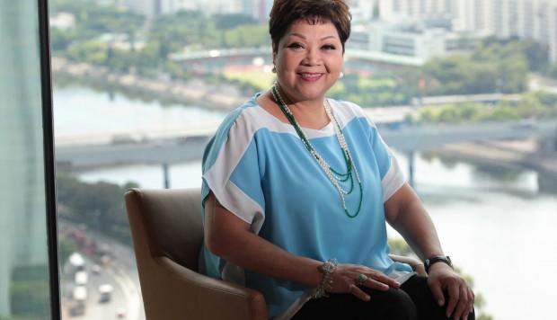 Maria Cordero chinese chefs
