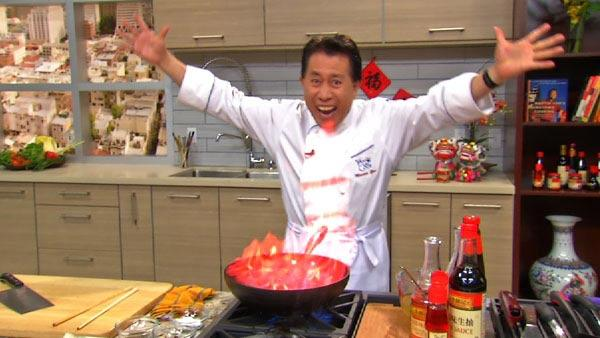 Martin Yan Top 10 Chefs In China
