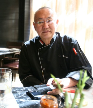 Chef William Wongso