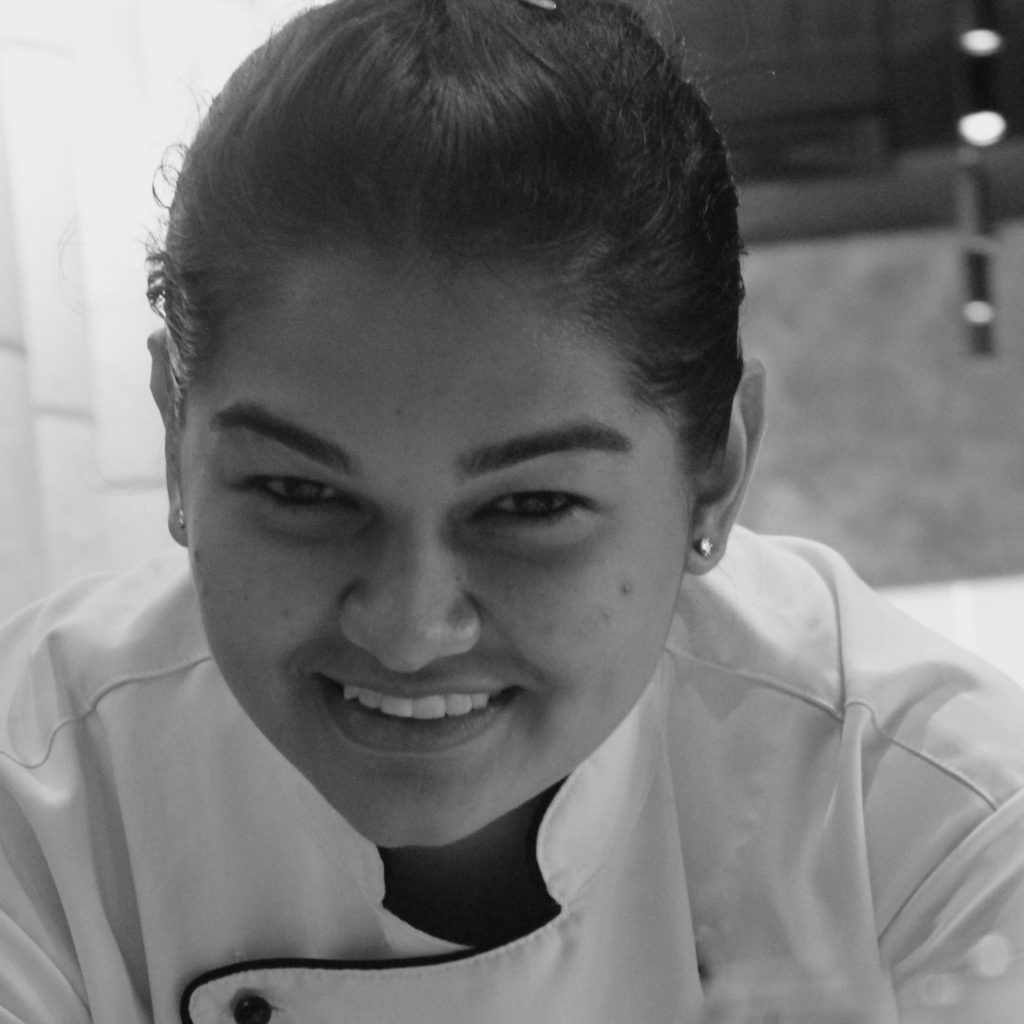 Chef Dhwani Agarwal top 10 chefs in Mumbai