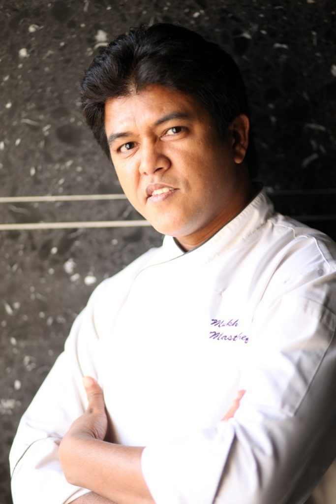Chef Mukhtar Qureshi celebrity chefs in Mumbai