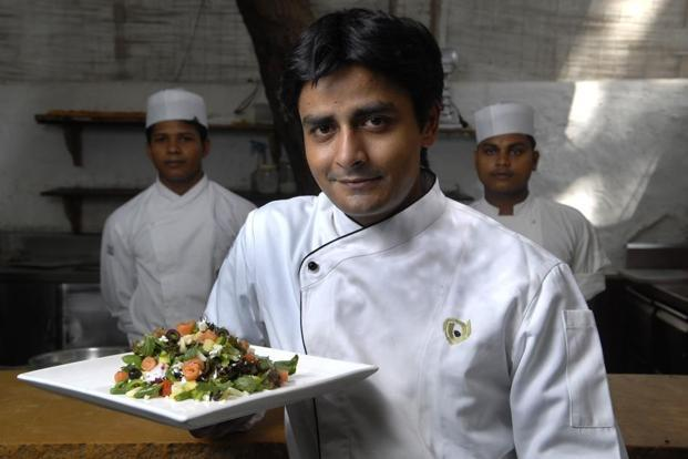 Manu Chandra top 10 chefs in Mumbai