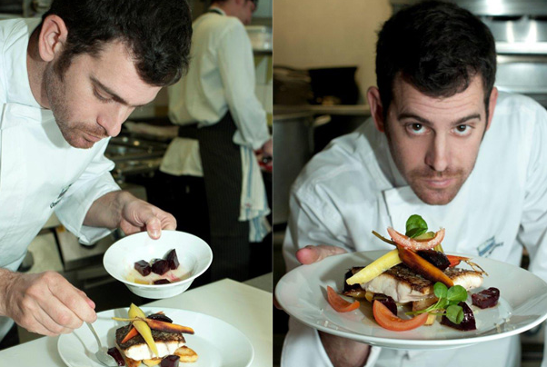 Omer Miller top 10 chefs in Israel