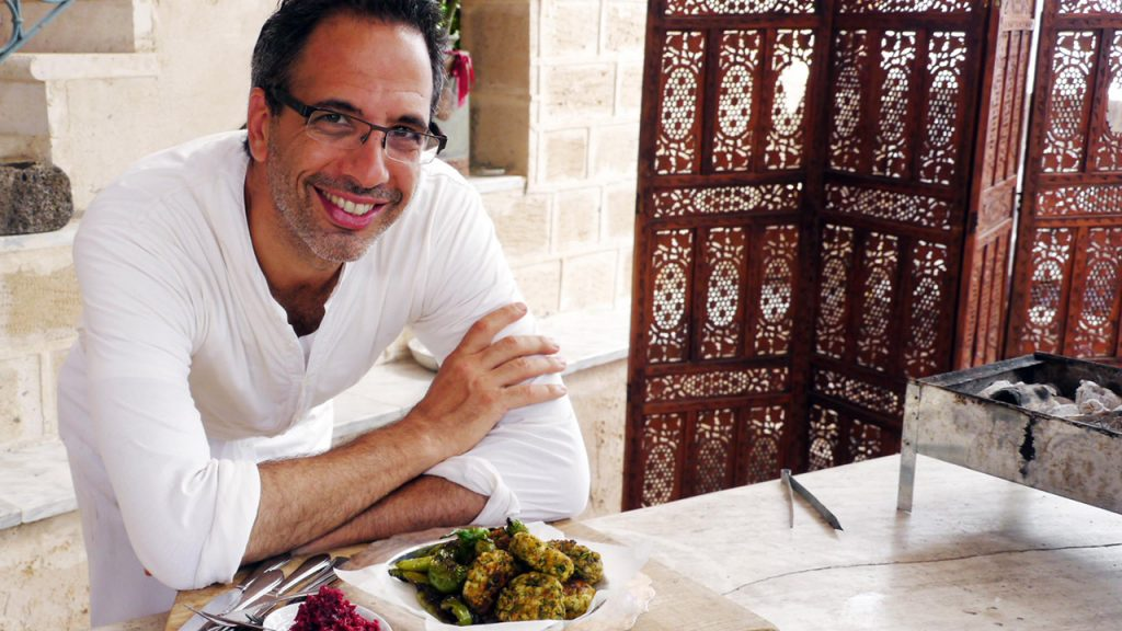 Yotam Ottolenghi top chefs in Israel
