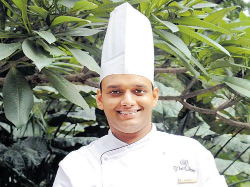 Bhuvan Ravishankar top chefs in Bangalore