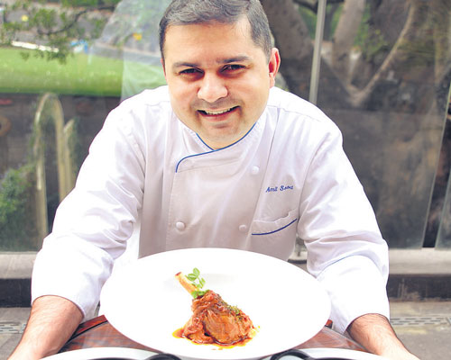 Chef Amit Sood famous top 10 chefs in Bangalore
