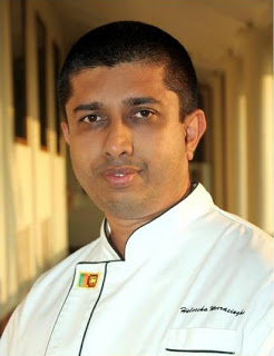 Chef Haleesha Weerasinghe top 10 chefs in sri lanka