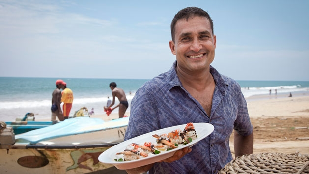 Peter Kuruvita top 10 chefs in Sri lanka