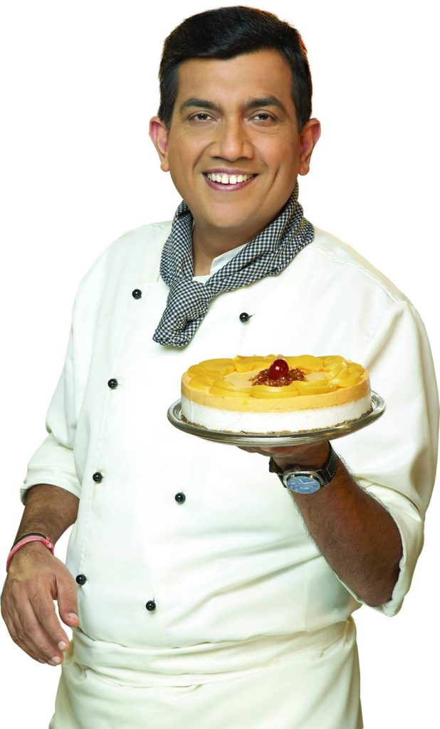 Sanjeev Kapoor top 10 chefs in Bangalore