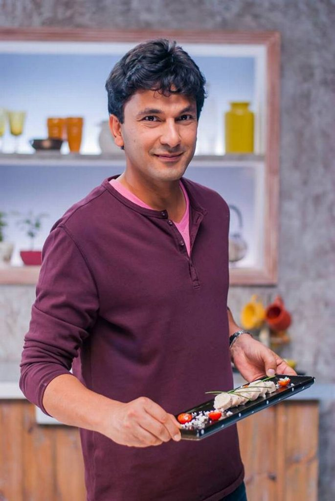Vikas Khanna top 10 chefs in Bangalore