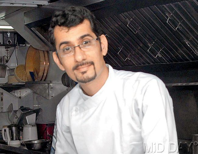 Vikram Khatri famous top 10 chefs in Bangalore