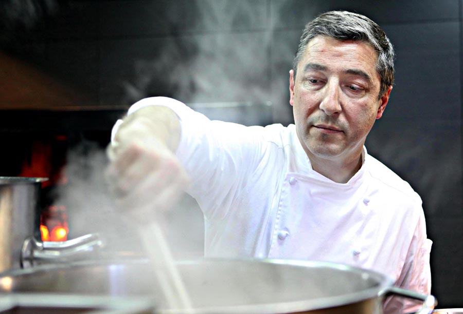 Joan Roca most talented top 10 chefs in world
