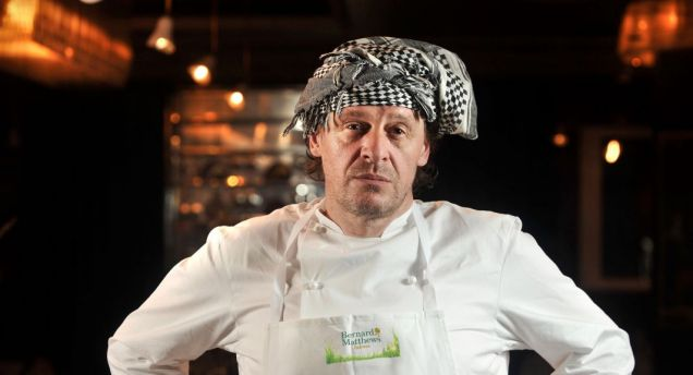 Marco Pierre White top 10 chefs in world