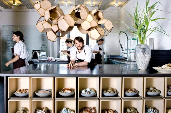 René Redzepi famous most chefs in world