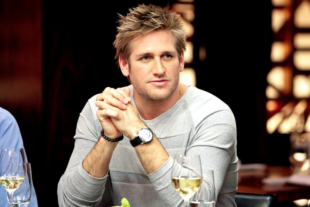 Curtis Stone top sexiest 10 chefs male
