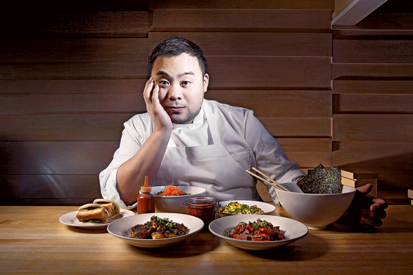 David Chang top chefs in asia