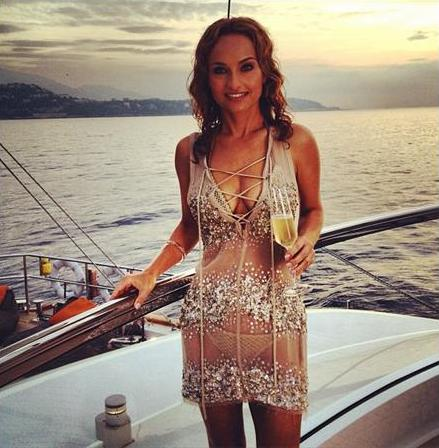 Giada De Laurentiis top female sexiest chefs