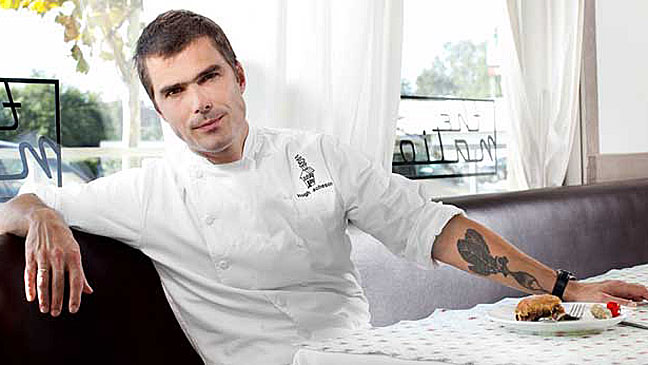 Hugh Acheson top 10 chefs with tattoos