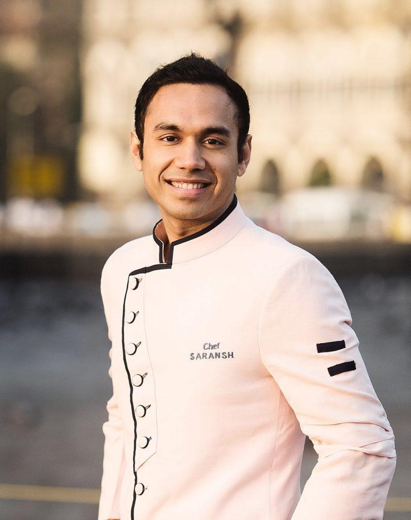 Saransh Goila sexiest top 10 chefs male