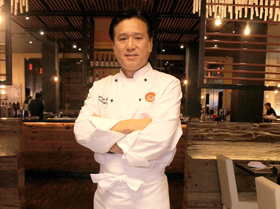 chef Yuj Wakiya top 10 chefs in asia