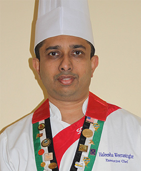 haleesha weerasinghe top ten chefs in asia